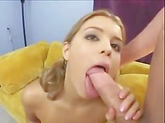 Cute Katie Thomas (Paige Turner) takes on Huge cock