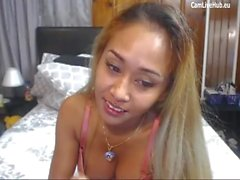 fit asian babe bbc facial beggin black seed