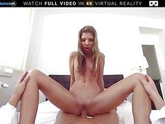 BaDoink VR Fuck Skinny BabySitter Gina Gerson VR Play