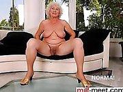 NORMA - Fuck her on milf-meet