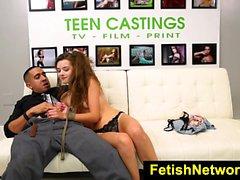 FetishNetwork Alex Mae bound teen slave