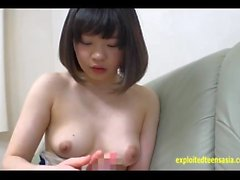 Very Cute Petite Jav Teen Fucks Her Doctor On Hospital Bed Wearing Her One