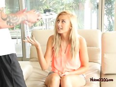 Blondie Alexa Grace Gets Groped By Ex Boyfriend