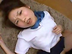 Virgin Miyu tricked into first sex 2