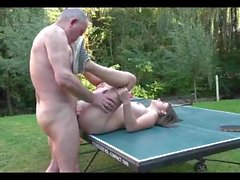 young gabriella fucked on ping-pong table