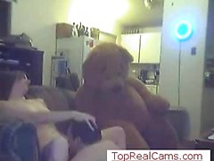 Coppia Appartamento Sex Video on TopRealCams