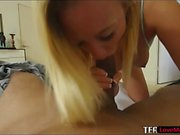 Stepsis teen babe Bailey Brooke gets banged and creampied