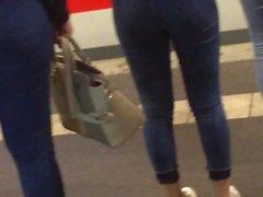 German Teen schlampe Ass geil Jeans
