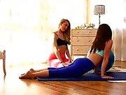 Yoga Girls #3 - Part 2