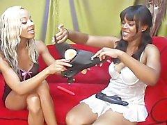 Lesbian Dime Pieces 9 - scene 2