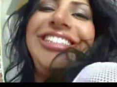 Gorgeous arabian teen girl fucking