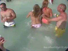 RWG: Naked Boat Bash Seized Footage Pt.1