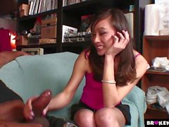 BrokenTeens Tight Asian Teen Getting Her Pus