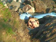 Beach Sex Amateur #24
