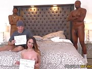 Quinn Wilde Interracial Threesome - Cuckold Sessions