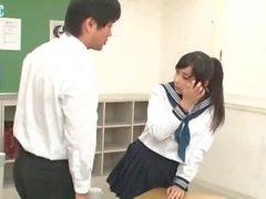 Jap teen wants some satisfaction