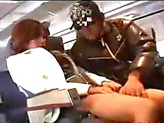 Teen fucked in the airport