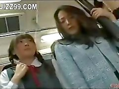 mo ther and dau ghter both fucked on bus