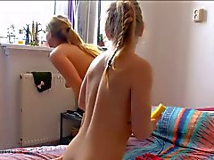 2 Sexy Young lesbians D10