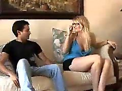Lucky Guy Stops By His Gf's To Get More