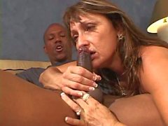 Milf nicole ass drilled by young black dude