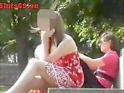 Secret Camera Films Upskirt