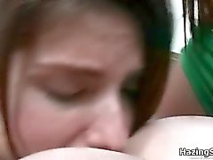 Superiors punish gorgeous girls she part1