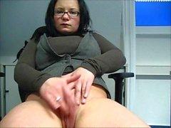 Masturbation am Arbeitsplatz