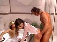 Sibel Kekilli Roman Shower Sex