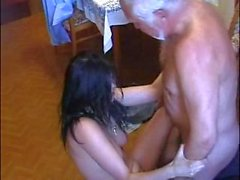 nastyplace - Granddaughter gets punished by her grandpa