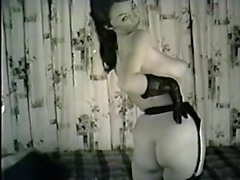 Softcore Nudes 619 50's and 60's - Scene 1