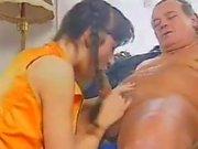 SB2 Fat Guy Fucks His Sweet Young Maid !