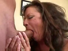 Mature ma bangs young man Pennie from dates25com