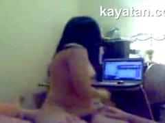 Malay Gf Sex While Chatting