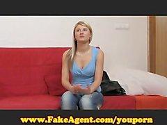 FakeAgent 18 y/o Daddys princess