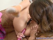 Teen babes ass and pussy