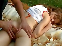 Beatas forest dream and anal strip