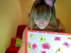 young russian xNatalienortonx just playing mfc