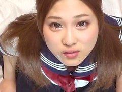 Japanese Schoolgirl Gokkun