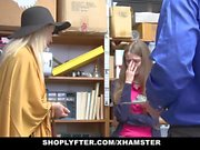 ShopLyfter - Lp Officer Takes Advantage Of Grandma And Grand