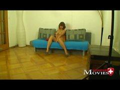 Masturbation Porn Movie with Millenia 18y