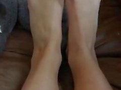 Pretty Teen Feet #4