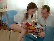 English Lesson in Russia