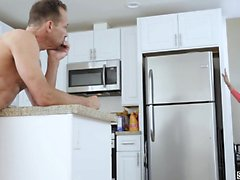 Karlie Brooks gets fucked by her stepfather