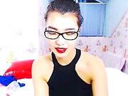 Sarah from ftv girls lovely teen toying