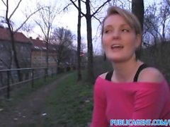 PublicAgent Sex young babe fucked outside by big cock
