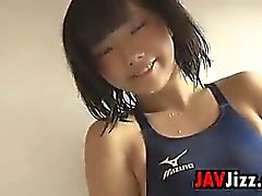 Japanese Teen In A Bikini Compilation