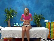 Chloe foster massage girl