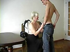 sexy grandma Lena and Ivan