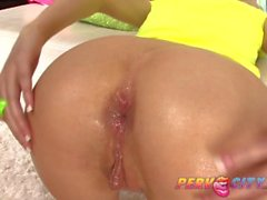 PervCity Kelly Class Ass Filled